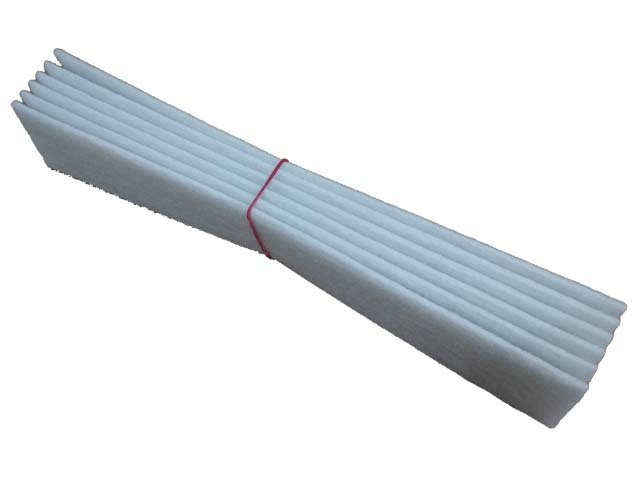 Dustcontrol Vorfilter, Polyester 0,2 m²